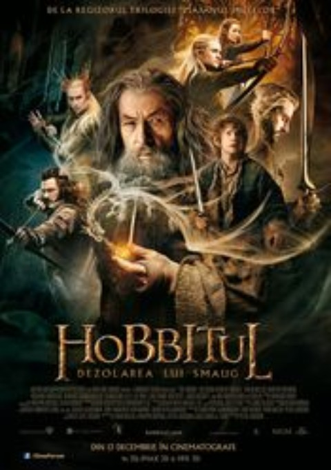 Hobbitul: Dezolarea lui Smaug 3D (The Hobbt: Dezolation of Smaug)