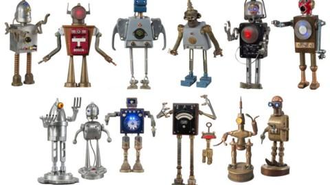 Cum functioneaza un robot: componentele acestuia