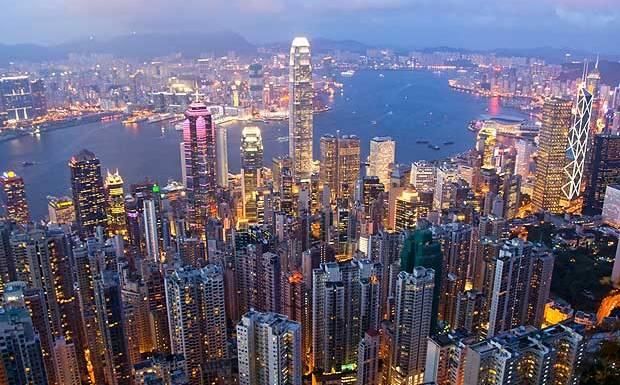 Destinatii Exotice & High Tech: Hong Kong