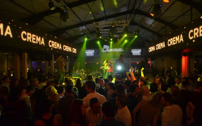 crema club