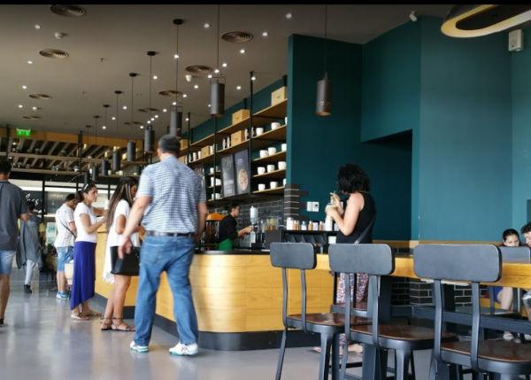 Ai fost vreodata la Starbucks in Constanta?