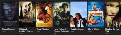 Top 100 de filme din anii 2000 pe care oricine ar trebui sa le vada