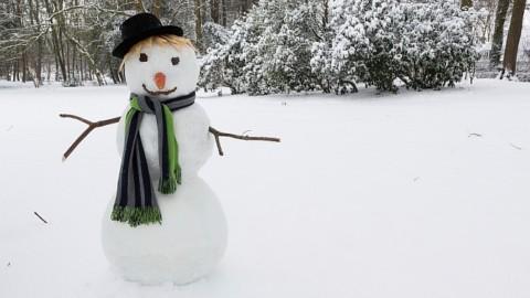 Inițiativa #ConstantaSnowMen – sa construim o armata de oameni de zăpada