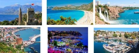 Destinatii de vis pentru vara 2017 – alege un concediu in Turcia