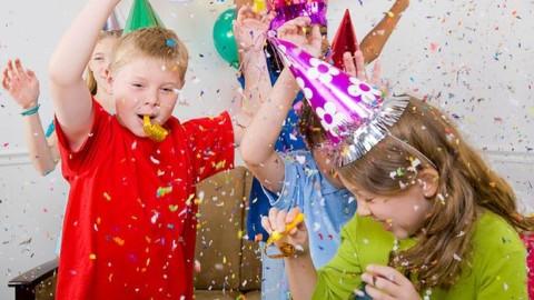 Iata cum sa organizezi o petrecere de Revelion minunata, alaturi de cei mici