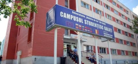 Cămine Studențesti – Campus Universitatea Dunarea De Jos