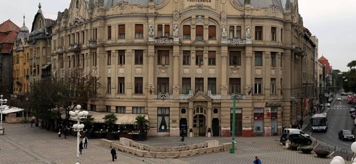 Zilele Carierei la Cantina Politehnicii din Complexul Studențesc
