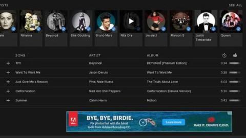 Serviciul de muzica Spotify este disponibil in Romania in varianta gratis sau premium