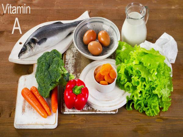 Vitamina A si beneficiile ei pentru om