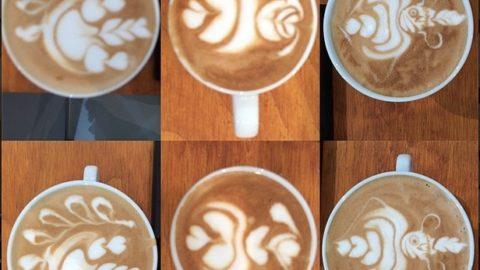 Barista Coffee sau Latte art  - si tu poti invata arta in spuma cafelei