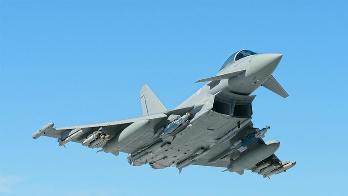 Eurofighter Typhoon – productie, specificatii, date tehnice si alte informatii interesante despre primul avion de lupta al Uniunii Europene
