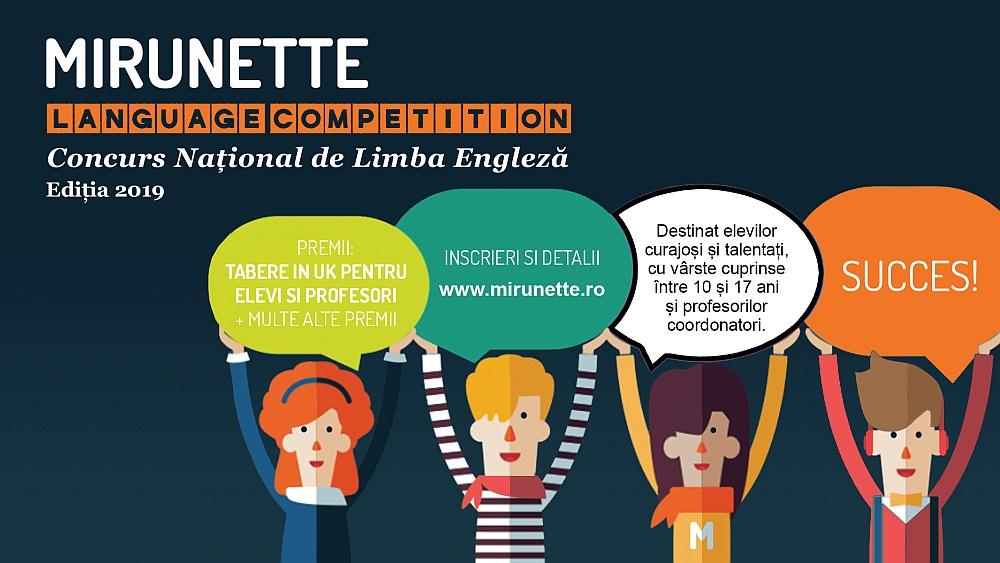 Castiga o tabara in Oxford UK! Participa GRATUIT la Mirunette Language Competition!