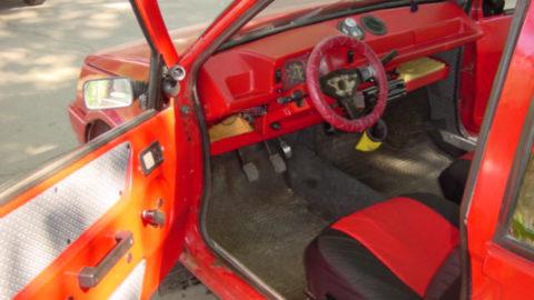 Dacia Student - Ceausescu dorea sa faca o masina doar pentru acestia - iata ce dotari avea acest model