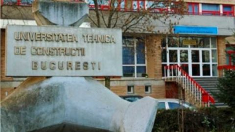 Universitatea Tehnica de Constructii Bucuresti - locuri disponibile - informatii necesare pentru Admitere 2019